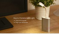 Wholesale 5V W Genuine Xiaomi Mi Portable USB LED Light Bendable Mini Lamp