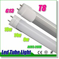 better tube - Better quality high brightness W14W18W high lumen AC85 V T8 led tube light
