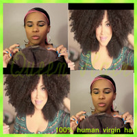 Wholesale Cheap Glueless Full Lace Front Wigs Human Hair Short Kinky Curly Wigs For Black Women Virgin Brazilian Curly Wig