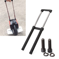 Wholesale Adjustable Electric Unicycle Scooter Wheel Trolley Extendable Handle Accessories