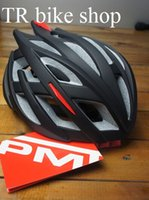 Wholesale PMT integrated riding helmet mountainous highway bicycle helmet riding equipment Unisex