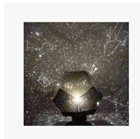 Wholesale Creative third generation of adults science four seasons celestial DIY Star Light lamp projector projection night