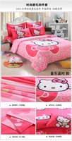 bad selling - Hot sell home textiles comforter set king size beddig sets knitted Duvet Cover Set bedding supplies bad in a bag comforter set