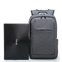 Wholesale 2014 fashion trend China branded wholesaler dark grey hot style inch laptop case teens backpack for school six colors available