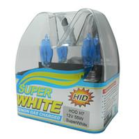 h7 super white - New Xenon H7 HOD Super White Yellow Halogen Bulb Car Light V W W K
