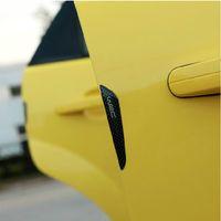 Wholesale Focus WRC door bumper strip bumper strip of carbon fiber door trim scuff M adhesive