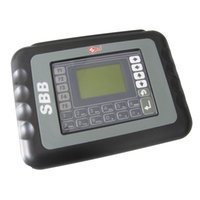 Wholesale 2014 Universal SBB Key Programmer By Immobilizer For Multi Brands SBB Silca V33 Auto Car Key programer DHL Free