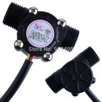 Wholesale Hall Water control flow meter water sensor Water Flow Sensor Flowmeter SV000515 F