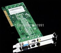 ati sales - Hot sale Sapphire new ATI Randeon M DDR VGA TVO AV AGP video card video card graphic card