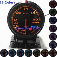 Wholesale 13 Colors DEFI Advance BF MM Racing Car Turbo Pressure Meter Boost Gauge