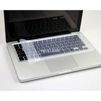 Wholesale New Arrivals Universal Silicone Clear Keyboard Cover Protector Skin Film For quot quot Laptop wx86