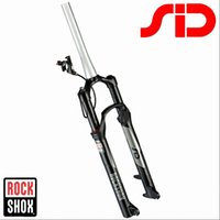 aluminum bikes for sale - Popular Style Mountain Bike Forks Black Drive by Wire Control Bike Fork High Quality Bike Suspension Forks for Sale SIDRLT