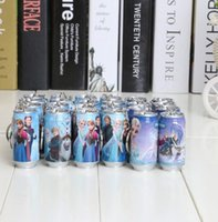 animated high school - 360pcs High quality Frozen Cola pen Ice and snow princess Animated cartoon of coke