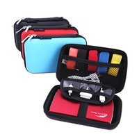 Wholesale ArielBaby Hot Sales Hand Carry Case Cover Bag Pouch for quot USB External WD HDD Drive Prote Black Red Blue In Stock