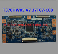 auo parts - T CON board T370hw05 v7 t07 c08 CTRL Board t con LCD TV Parts for auo logic board