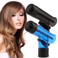 Wholesale Blue Brown Practical Hair Curling Styling Tools Home or Professional Use Hot Selling