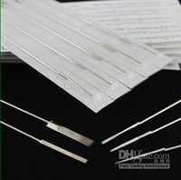 Wholesale 200 Tattoo Disposable Needles Assorted mix for shade or liner WSZ