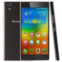 Wholesale Original Lenovo P70t P70 t Mobile Phone MTK6732 Quad Core quot IPS G GB RAM G GB ROM Android mAh Multilanguage Brown cell phone