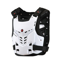 Wholesale 2015 Professional Motorcycle Racing Body Armor Black Protective Vest Motorcycle Riding Body Protection Gear Guards
