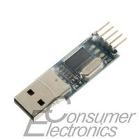 Wholesale PL2303 USB To RS232 TTL Converter Adapter Module For CAR Detection GPS