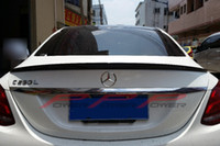 Wholesale Amg Style Mercedes Benz C Class W205 C180 C200 C220 C250 C260 Carbon Fiber Rear Trunk Spoiler up