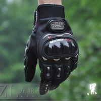 Wholesale guantes luvas PRO biker gloves bicycle cycling waterproof moto motorcross full finger man women motorcycle gloves