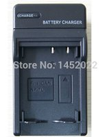 Wholesale NB L NB7L Battery Charger for Canon PowerShot G10 G11 G12 SX30 IS New Consumer Electronics Chargers