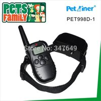 big dog remote trainer - Big LCD Display With Static Shock Dog Electric Shock Collar with M Remote Control Basic Trainer