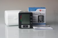 auto ac pressure - Auto blood pressure monitor CE wrist blood pressure monitor blood pressure monitor made in china YYB60CH