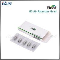air work - Eleaf iSmoka GS Air Dual Coils GSAir Replacement Dual Coils ohm Work With W for Eleaf GSAir GS Air Tank Authentic