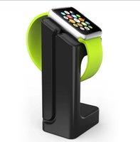 Wholesale Apple watch E7 stand charger Docking stand holder smart watches magentic charging Station Stander support for iWatch MM MM cheap