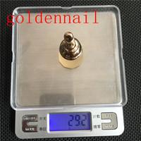 Wholesale Golden Nail Crystal Nail Form UV Nail Art Stand Holder for Beauty Nail Art Design DIY Nail Art Tools