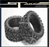 baja tires - high quality RC Gas scale tire for baja rc hobby Bugg car toys Bajas RTF spare parts