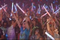 Wholesale Light up Foam Sticks LED Multi Color Rave Rally Baton LED Light Sticks Fast Shipping quot Long