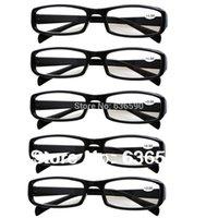 Reading Glasses - 5 Pairs Unbreakable Black or Tortoiseshell Mens Womens Durable Reading Glasses Eyewear Longsighted Lenses Strength to