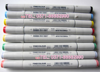 architecture sketch - color finecolour sketch twin marker set for Architecture Design cheaper than Copic Ciao junior art marker pen on a budget
