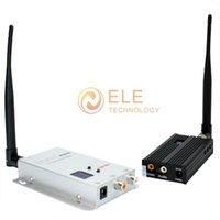 Wholesale 8 Channels G mW wireless transmitter