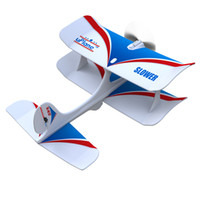 Wholesale Foam Plane Aeromodelling Toy Remote Control Glider Small foam Remote Control Line Aircraft Bluetooth Control Plane RC Drones PK Bicycle