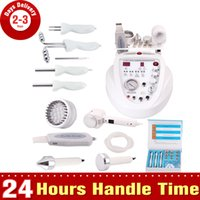 Wholesale Bio Facial Caring Scrubber Photon Ultrasonic Diamond Dermabrasion Beauty Machine