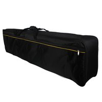 Wholesale Portable Key Electric Piano Cotton and Rubber Padded Case Gig Bag D Oxford Cloth Durable