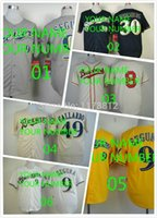milwaukee - 30 Teams custom customize milwaukee brewers jerseys any your name your number men s cool baseball jersey shirt stitched drop shipping