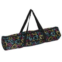 Wholesale New High Quality Durable Waterproof Yoga Pilates Mat Case Bag Carriers Backpack Pouch