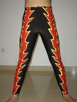 adult singlet - Lycra Spandes Zentai Wrestling Singlet Tights Pants Costume Sportwear Suit Adult Size H002