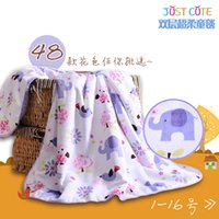 Wholesale autumn and winter double Thicken baby blanket Comfortable and soft Thick cashmere baby blanket newborn Swaddling Blanket