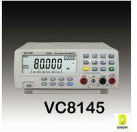 bench meter - VICHY VC8145 DMM Digital Bench Top Multimeter Meter PC