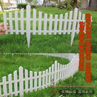 Wholesale freeshipping Super soft plastic fence garden fence small the fence ventress fence patchwork