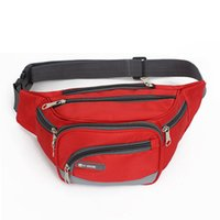 Wholesale Canvas Waist Pack Multifunctional Outdoor Sports Portable Waist Bag Casual Waist Packs For Men And Women ZA0171 Kevinstyle