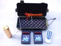fireworks - 2015 New Products Channel HK POST AIR Equipment Fireworks Firing system ignition Radio fire Waist type remote Electronic Wire display