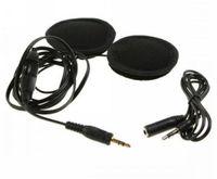 bicycle helmet speakers - Motorbike Motorcycle Bicycle Scooter Helmet Stereo Speakers Earphone Headphone headset for MP3 CD XM RADIO IPOD MP4 GPS