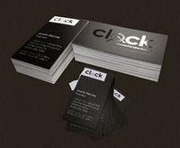 Wholesale cheap price custom paper business cards printing with uv spot full colors on both sides according to customers designs